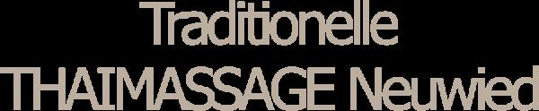 Thaimassage Neuwied Logo